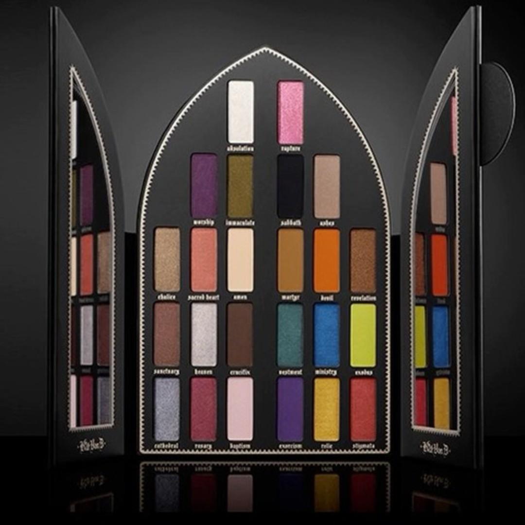Kat Von D Saint & Sinner Eyeshadow Palette