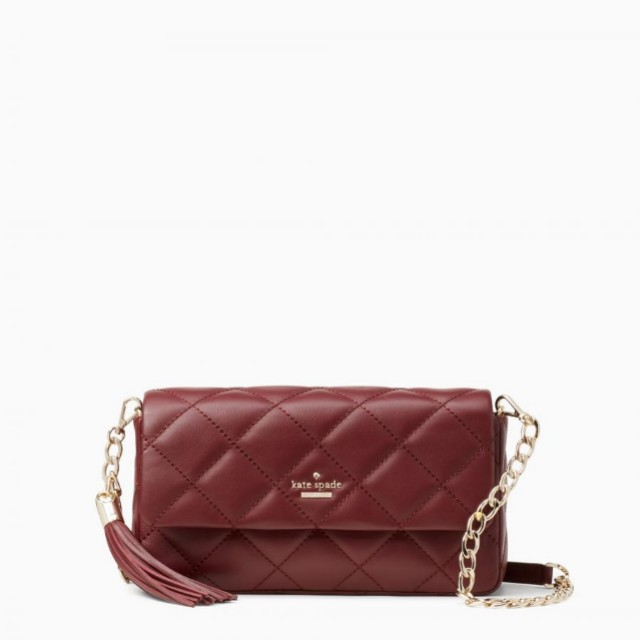 Kate Spade Emerson Place Serena in Cherry Wood