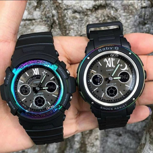 3ddaf54bd41 Latest Lover Watches Authentic Brand New Casio G-Shock Baby G Couple ...