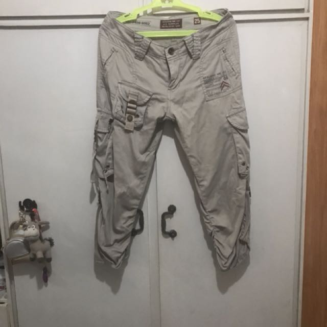 Lee cargo pants for women