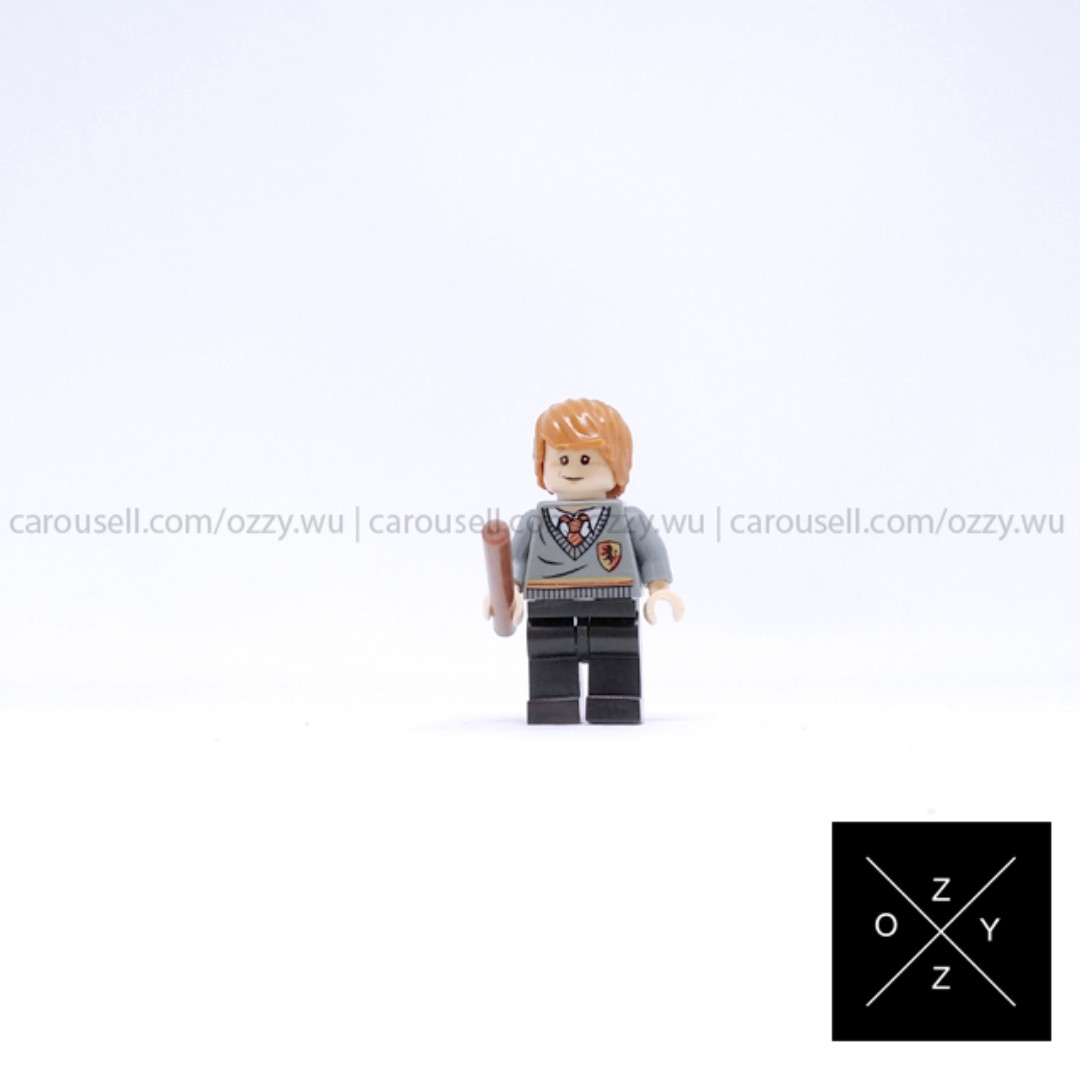 Lego compatible Harry Potter minifigure - Ron Weasley