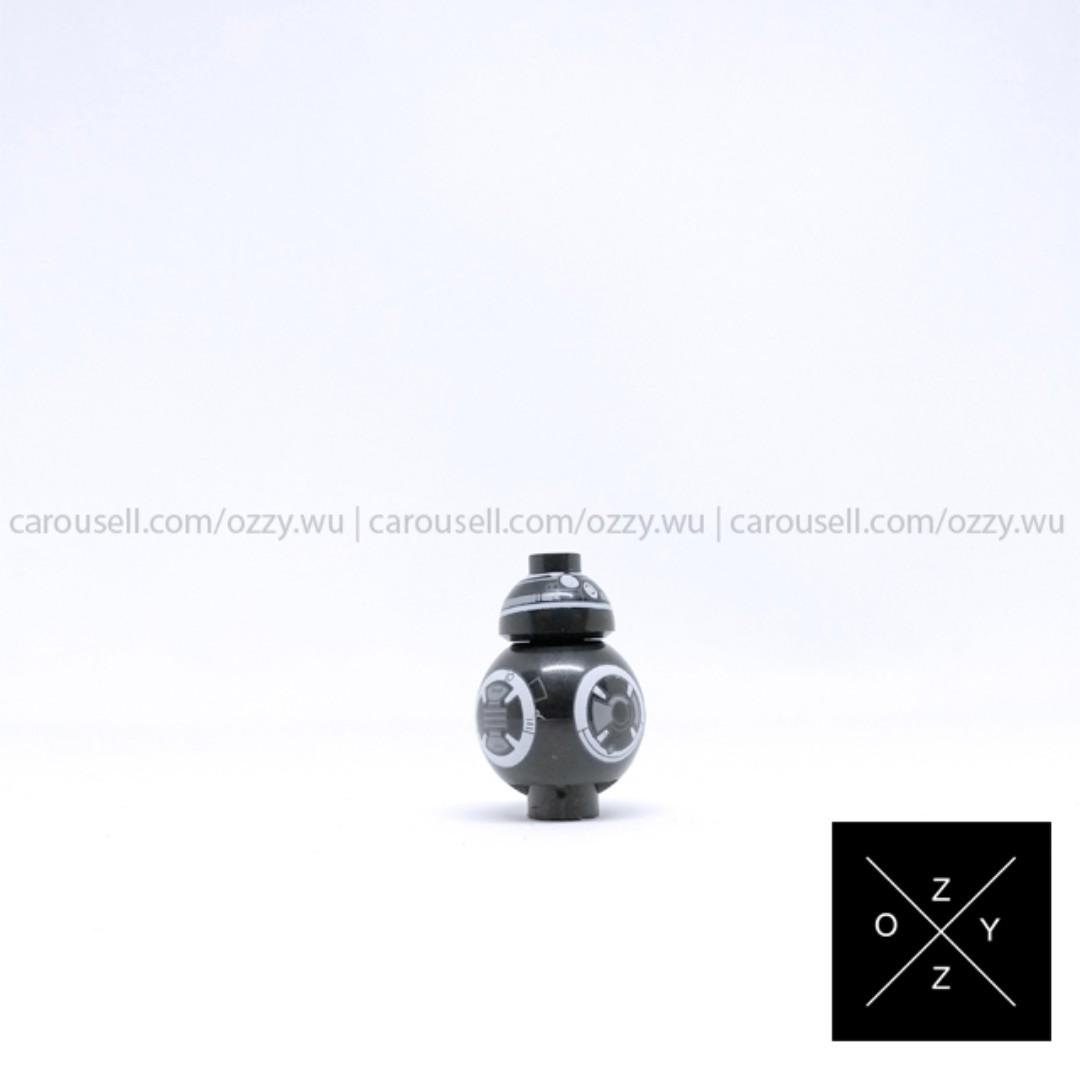 Lego compatible Star Wars minifigure - BB-9E