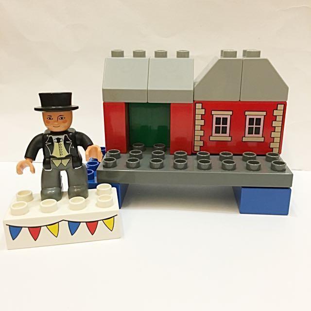 Lego Duplo Thomas Friends Fat Controller Babies Kids Toys