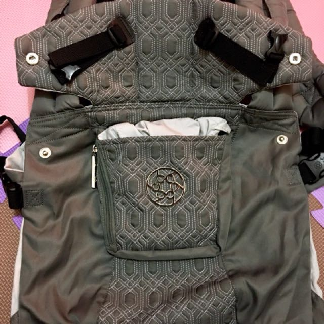 Lillebaby Complete Baby Carrier Embossed Luxe Mystique