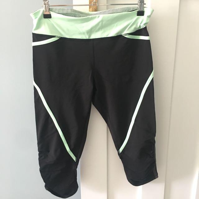 Lululemon Athletica 3/4 tights