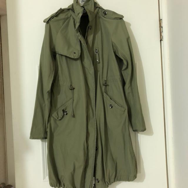 Max&co 軍裝外套