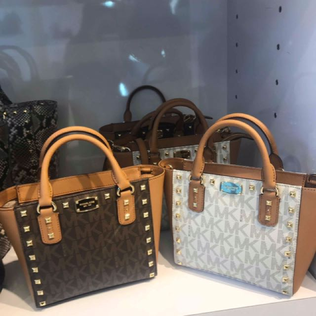 MK handbag and sling