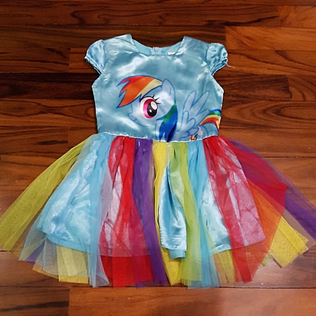 Perfect My Little Pony Party Dress Mold - Wedding Dresses and Gowns ...