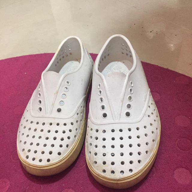 native❤️防水膠鞋(可當工作鞋👟)