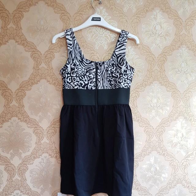 NEW Zebra dress all size