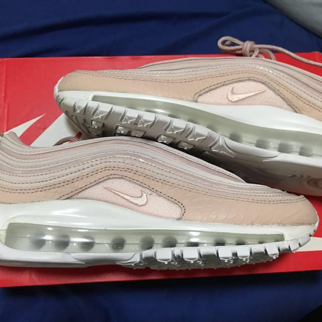 Nike AIR MAX 97粉色 24cm