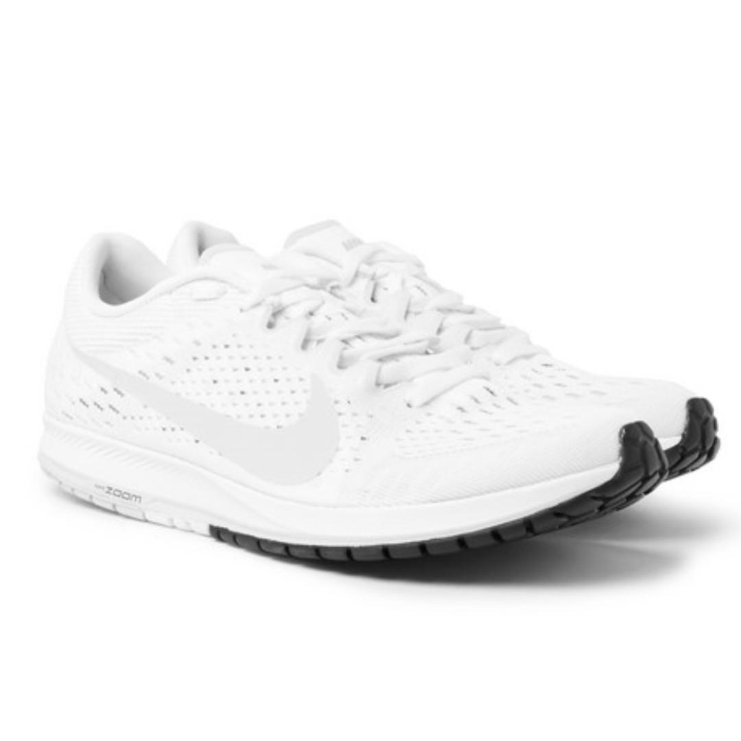 c2a61af0922ee NIKE RUNNING Zoom Streak 6 Flyknit Running Sneakers