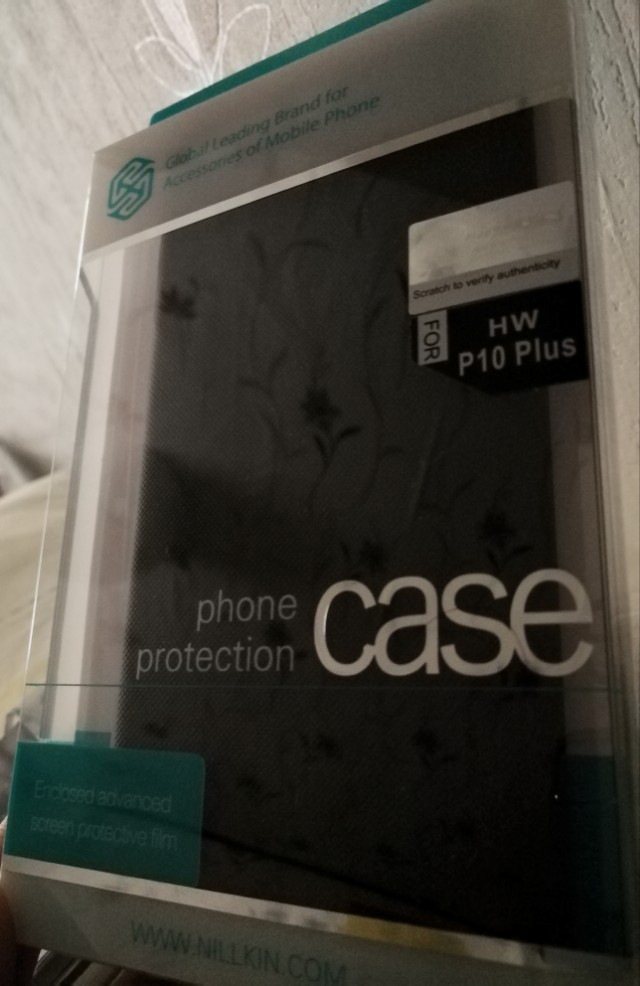 Nillkin P10 Plus case