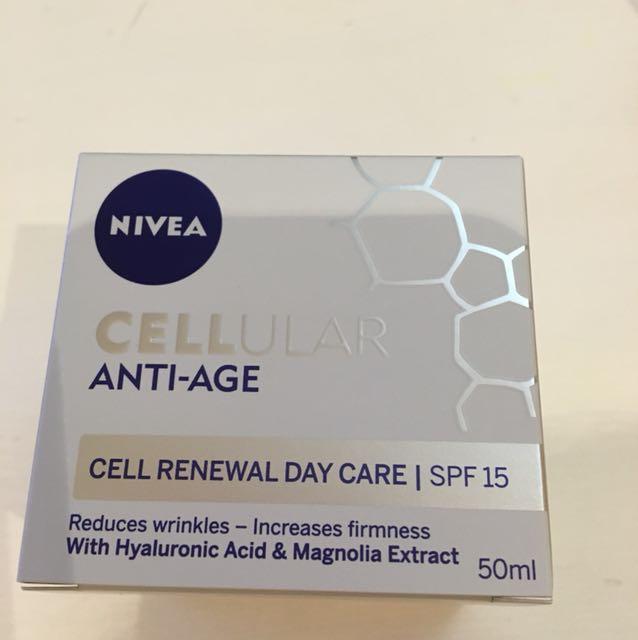 NIVEA cellular anti-age cream SPF15