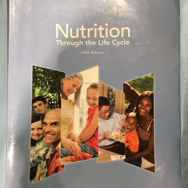 Nutrition Through the Life Cycle 5th Edition