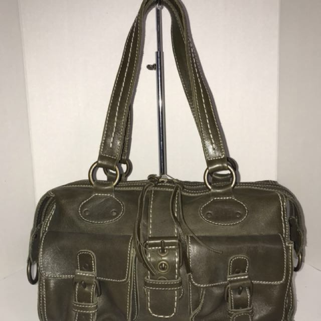"""NWT Roots """"Editor's Bag"""""""
