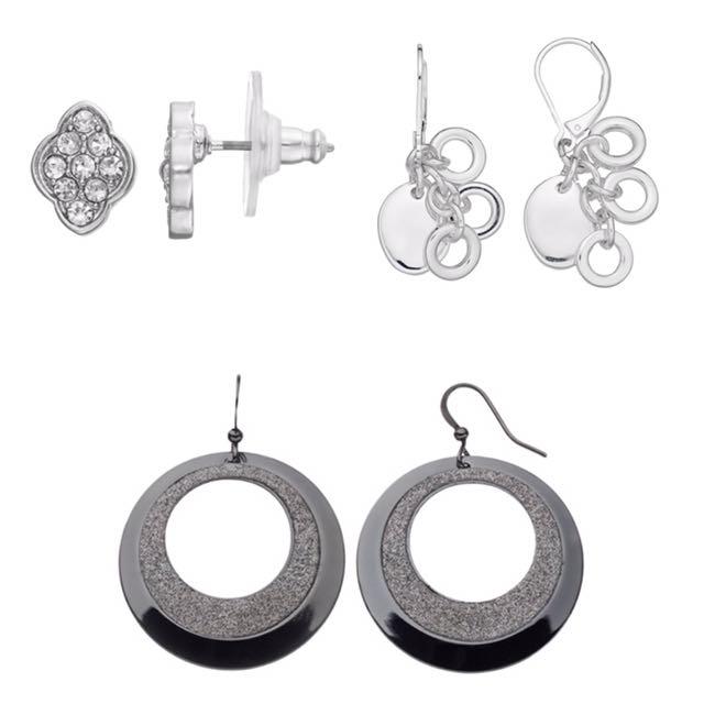 NWT Women's Earring set