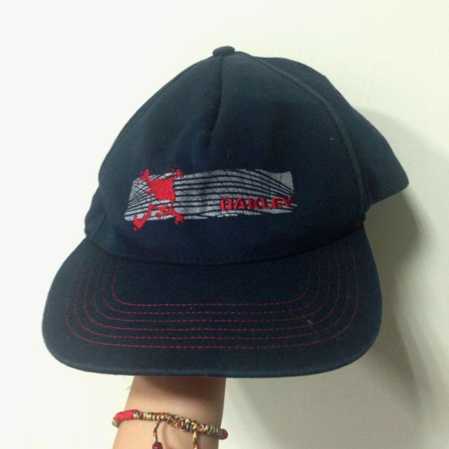 Oakley復古老帽