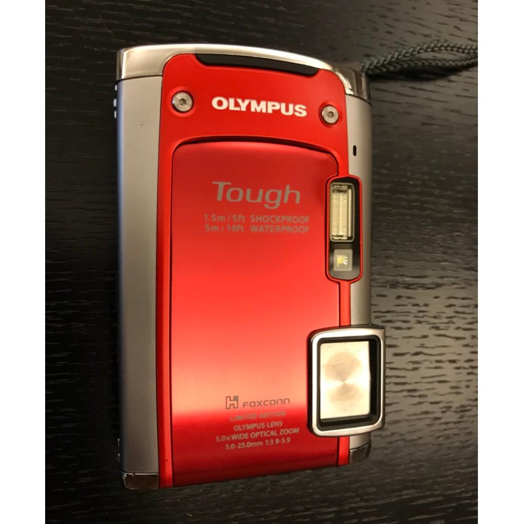 Olympus Tough TG-610