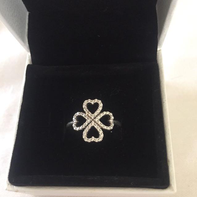 Pandora size 50 ring