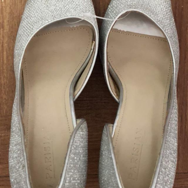 Parisian Shoes Repriced