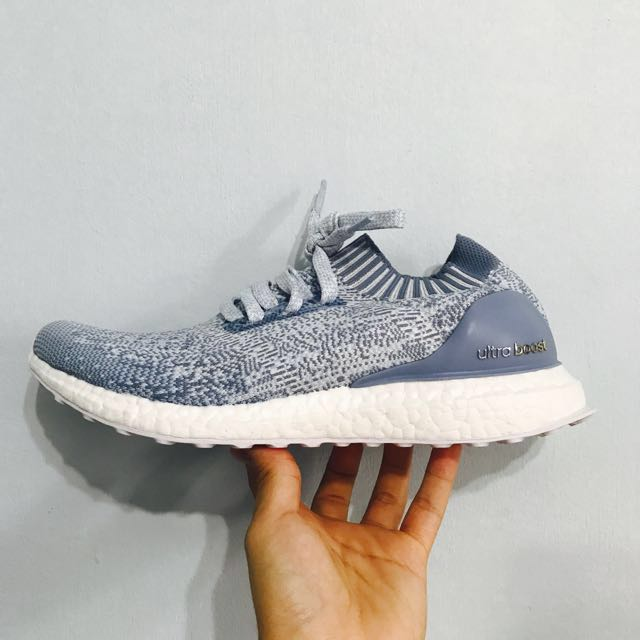 5e815994cd6f9 PROMO  Adidas Ultraboost Uncaged Crystal White