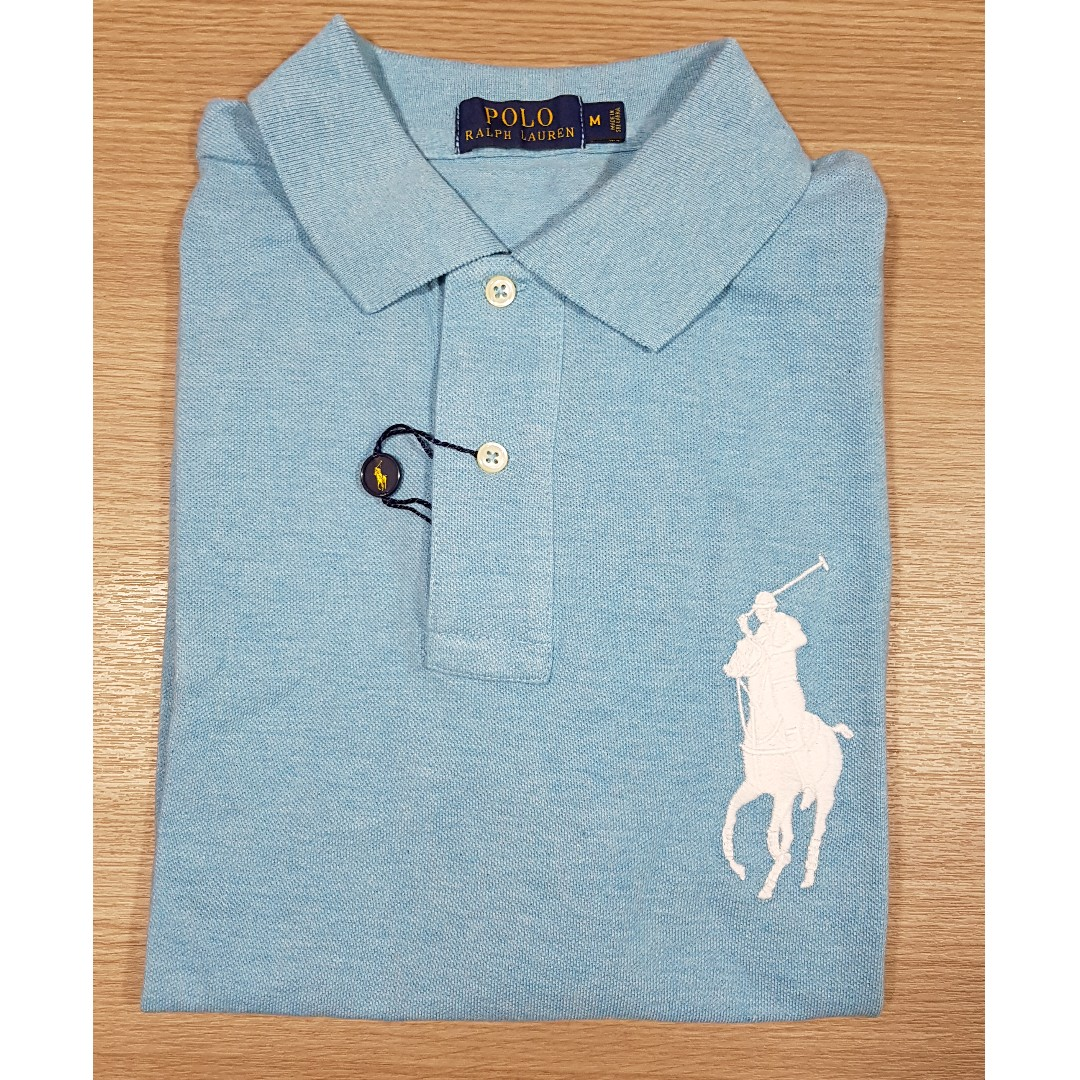 bec1490fb PROMO!!! POLO RALPH LAUREN Classic Fit Big Pony Polo