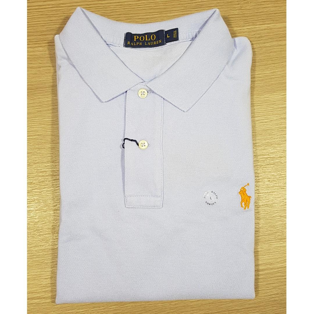 7c0bceac PROMO!! POLO RALPH LAUREN Classic Fit Mesh Polo Shirt Size L, Men's ...
