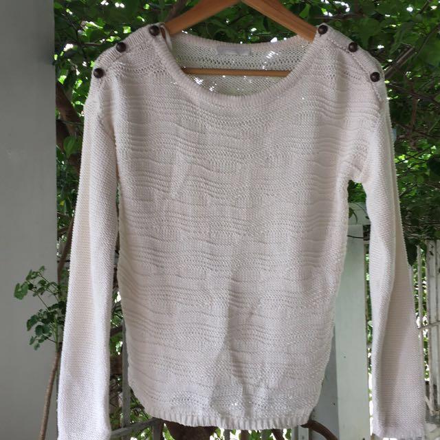 Promod sweater blouse