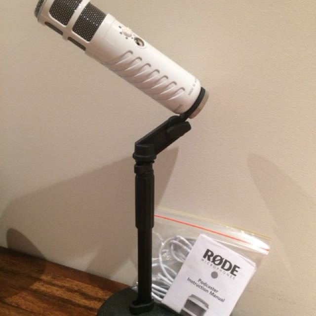 Rode Podcast Microphone