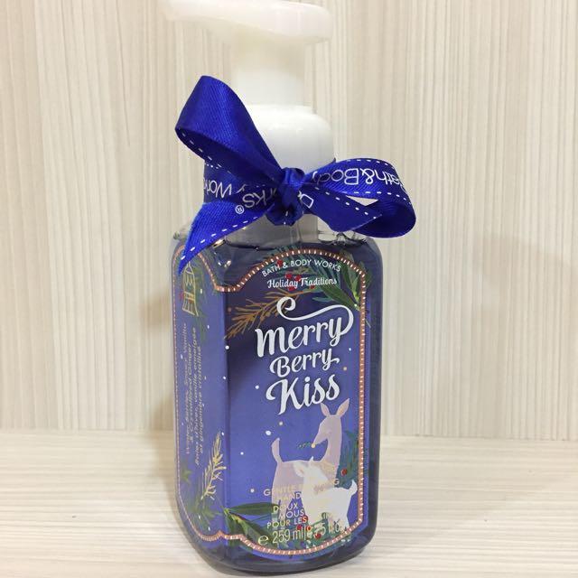 Sabun Cuci Tangan BBW NEW ORI‼️