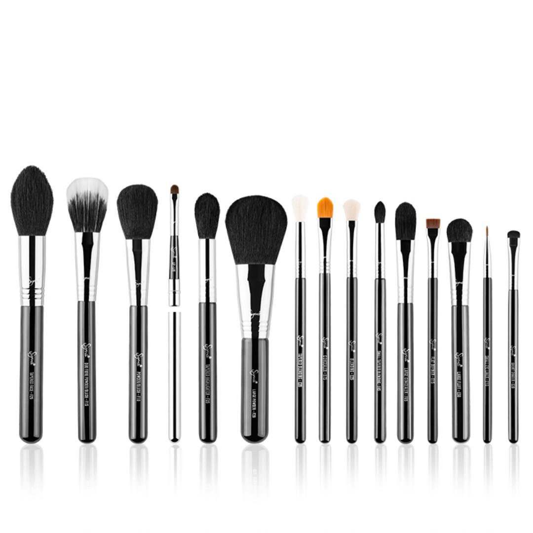 Sigma PREMIUM KIT 15-Brush Set Makeup Brush set