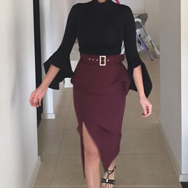 skirt sheike