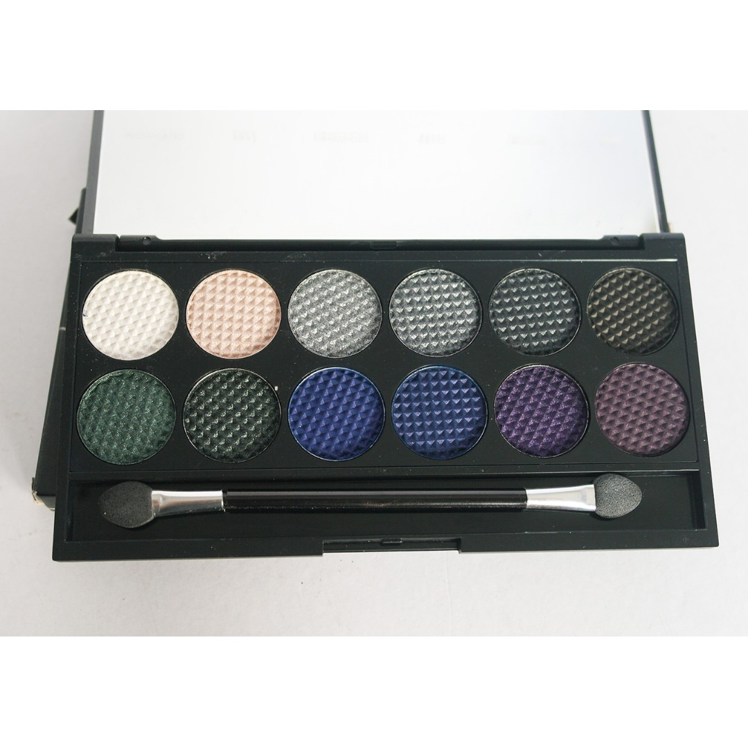 Sleek Eyeshadow Pallette Bad Girl