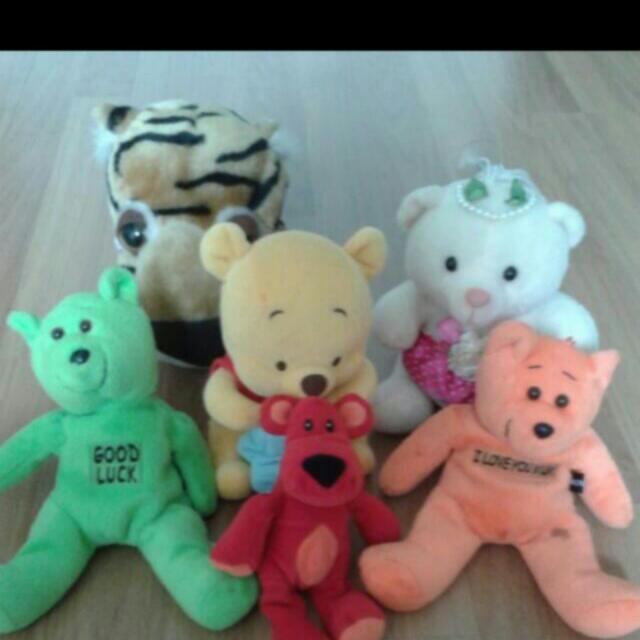 Soft Toys All For Rm 20 ONLY