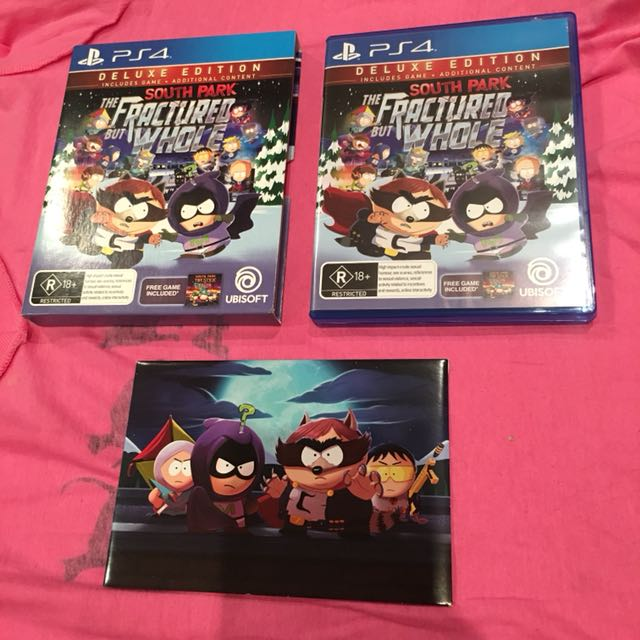 South Park Fractured But Whole Limited Edition PS4 Game