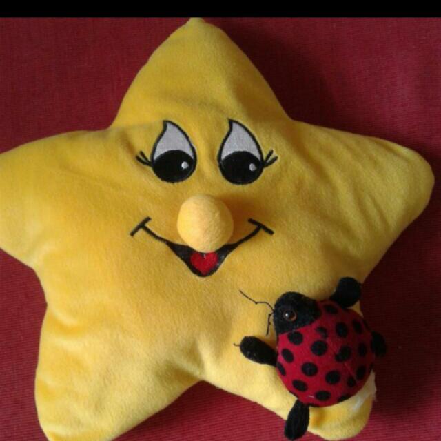 STAR shaped Soft Toy/cushion
