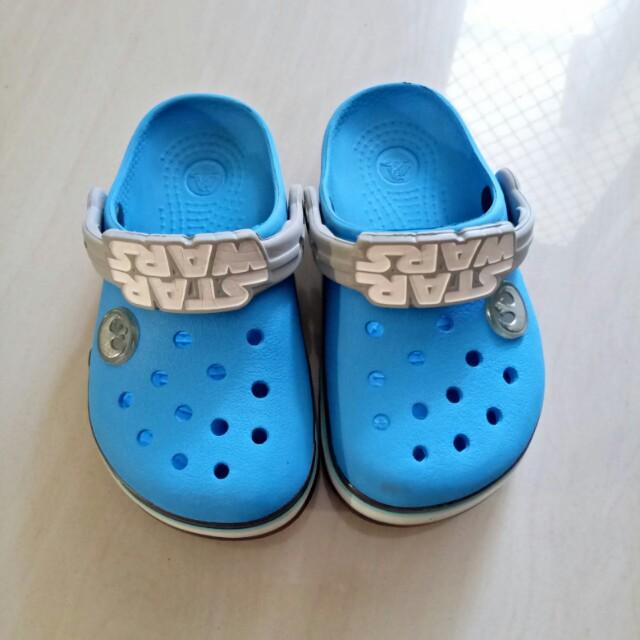 Starwars Crocs
