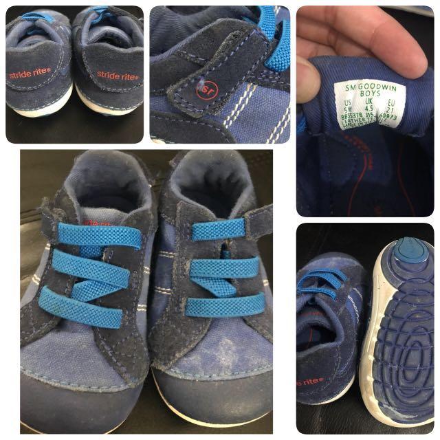 Striderite shoes