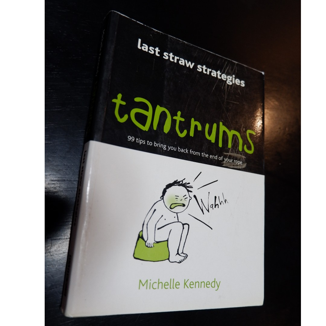 Tantrums by Michelle Kennedy