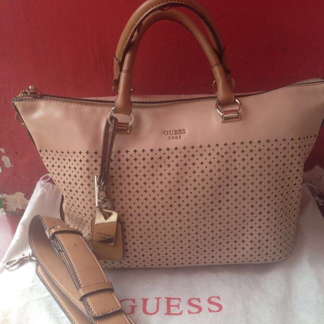 Tas Handbag Guess with Defect