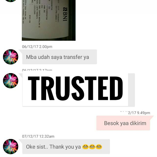 Testimonials Customer Authentic Charles & Keith Sling Bag