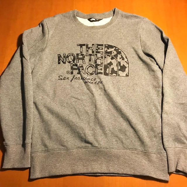 The North Face 大學踢