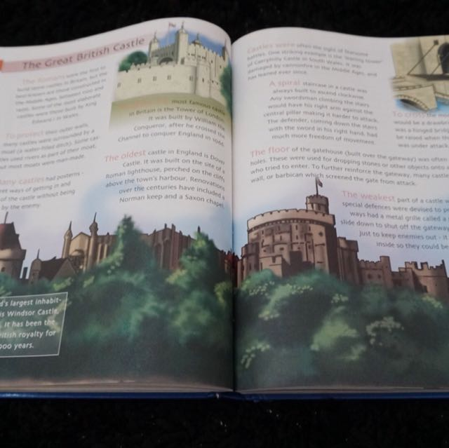 The World's Amazing Facts Encyclopedia Book