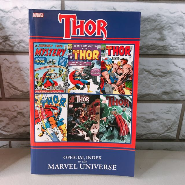 Thor Official Index