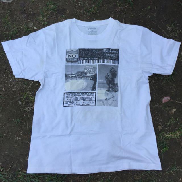 01fd65101b2 Thrasher skateboards magazine T'shirt