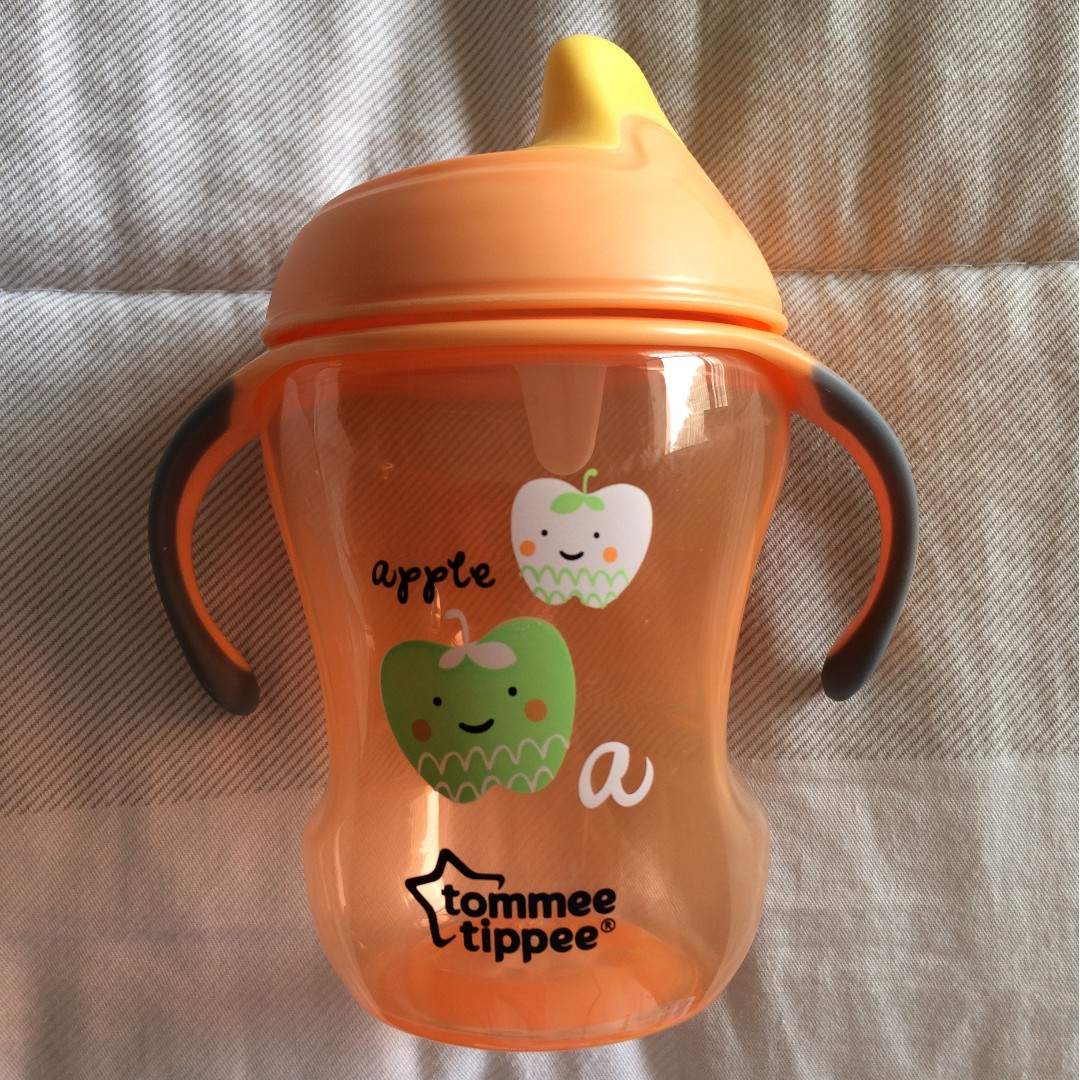 Tommee Tippee Sippy Cup in Orange
