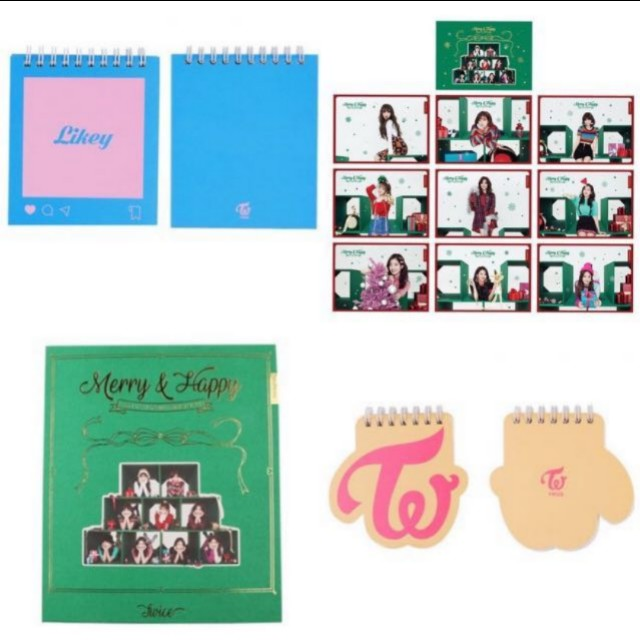 Twice official store goods