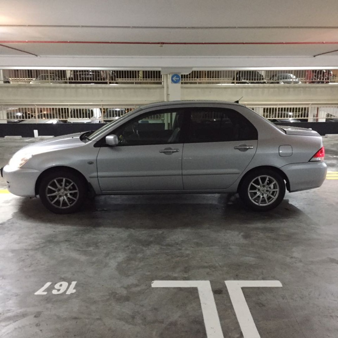 Uber and Grab car for rental @ $44 per daY!