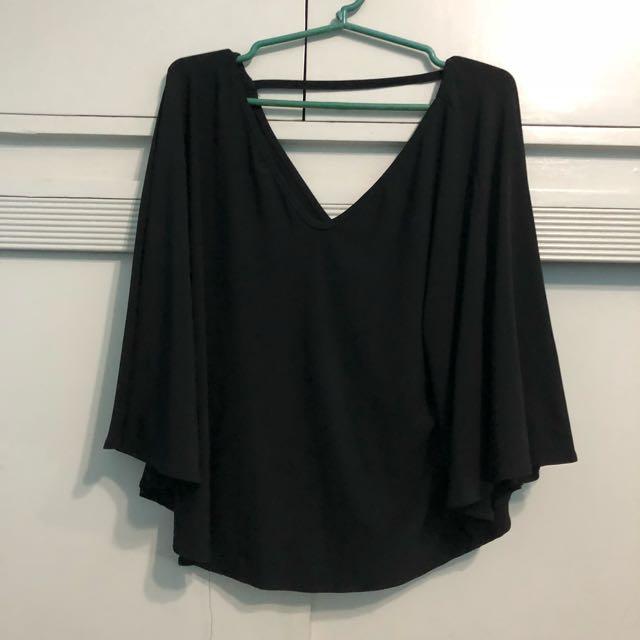 Unbranded Black Top